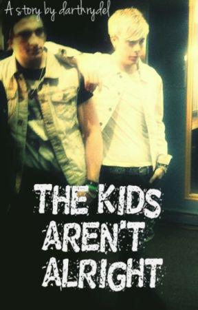 The Kids Aren't Alright (Riker Lynch and Rocky Lynch) by darthrydel
