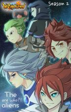 The Inazuma-West Saga: The Aliens are Who?! (Dutch) AAN HET HERSCHRIJVEN by maboisuga