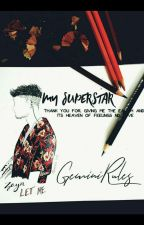 My Super Star by GeminiRules_