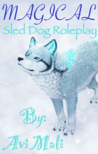 Magical Sled Dog Roleplay by AviMali
