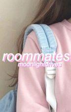 roommates ✧ lashton by moonlightdrives