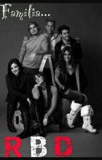 Família RBD by marcela_rbd