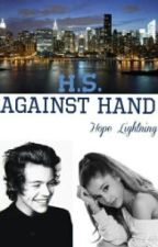 Against Hand |H.S| by Hope_Lightning