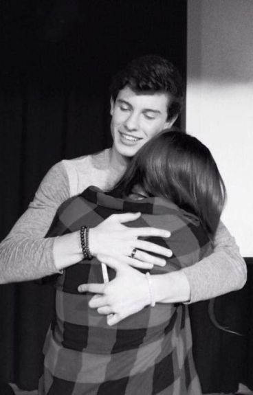 She's not JUST a FAN -Shawn Mendes