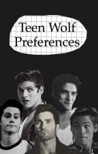 Teen wolf preferences by wolf-writing