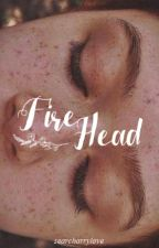 Fire Head ☞ H.S by searcharrylove