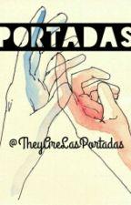 Portadas ♡ABIERTO♡ by TheyAreLasPortadas