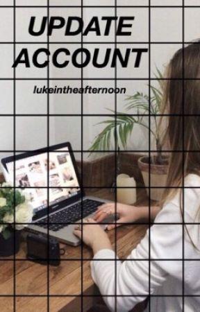Update Account ➝ lrh by lukeintheafternoon
