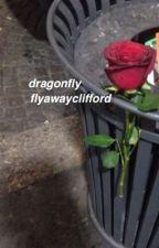 dragonfly ; muke by flyawayclifford