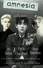 Amnesia 《ChanBaek》 by allycar_
