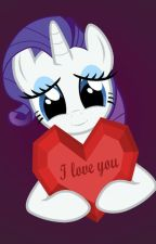 My Little Pony: Rarity x Reader (Mare,Unicorn) by MarinaParryJones