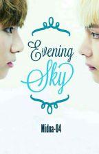 Evening Sky -VKOOK by Midna-04