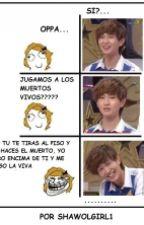 Chistes, memes, y mas de Kpop by shawolgirl1