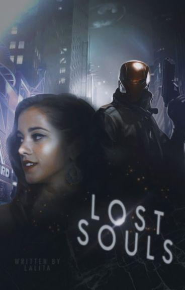 LOST SOULS ➤ JASON TODD