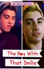The Boy with that Smile (Greg Gorenc/Pitch Perfect fanfic) [COMPLETED] by sarina_BMTHBVB