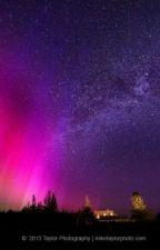 Einsam,da aurora boreal by juarez89