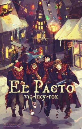 El pacto. (Merodeadores) by viclucyrox