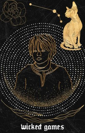 Wicked Games [Peter Pan - OUAT] by PeanutKay