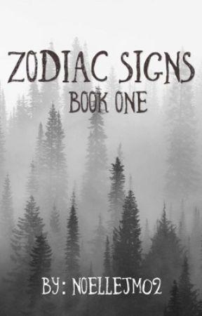 Zodiac Signs I by NoelleJM02