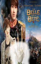 La bella y La bestia by raisadelcarmen
