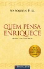 QUEM PENSA ENRIQUECE by andulyn
