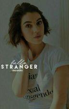 Hello, Stranger|| Bellamy Blake by -carIsonyoung