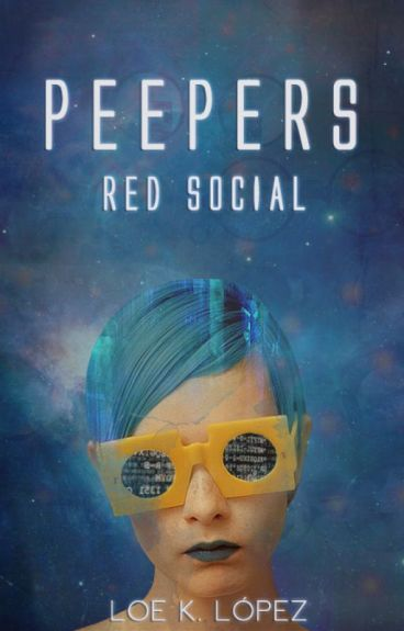 Peepers Red Social