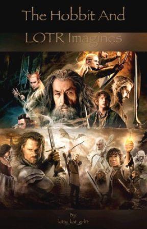 The hobbit and LOTR imagines (ON HOLD) - Legolas and kili x
