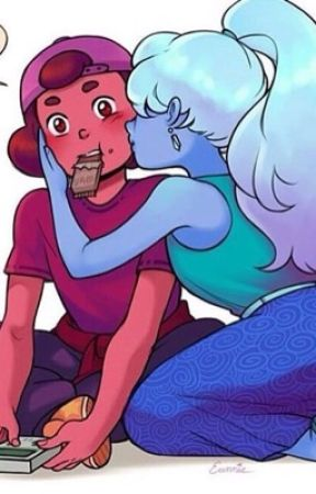 Ruby x Sapphire by voltronn