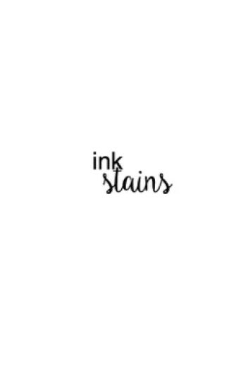 ink stains [joshler]