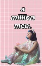 A Million Men. by sadnotbad