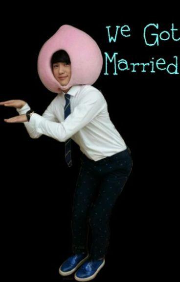 We Got Married(GOT7 Jr.)