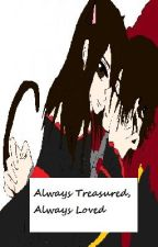 Agony Series Book 2: Always Treasured, Always Loved (Brother x Sister) by BloodDollRaven