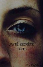 Unité Secrète Tome 1 [Terminé] by PanDy7