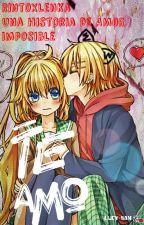 LenxRin RintoxLenka Una historia de amor imposible by SylveonSilver
