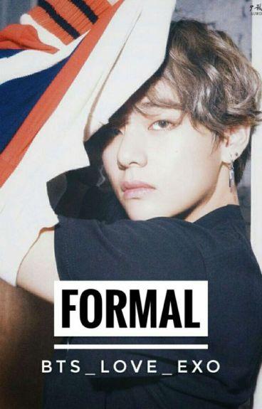 Formal. ✄ Taehyung