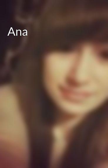 Ana by KakashiandMeg123