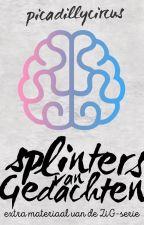 Splinters van Gedachten [extra materiaal] by PicadillyCircus