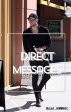 Direct Messages //lrh// by Malak_Hemmings