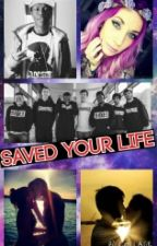 saved your life (KSI Fanfiction ) by retrogirl423