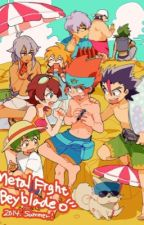 What Could go wrong at the Beach? (beyblade) by Zoura32