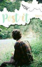 Post-it - l.s. by AnnaRenzetti