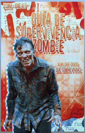 Guia de supervivencia Zombie by Zombide