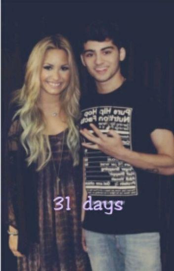 31 Days.. (a zayn malik fanfiction)