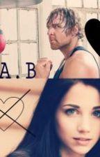 B.A.D (Dean Ambrose) (Corrigiendo) by bold_and_critical