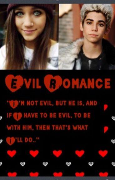 Disney Descendants, Evil romance with Carlos De Vil