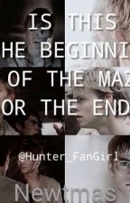 The Maze Runner-Fanfic Newtmas. by Hunter_FanGirl