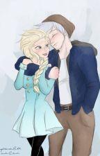 ¿Amor?- Jack Frost y tú  by Aleran09