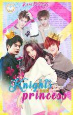 Рыцари и Принцесса by KimMadya