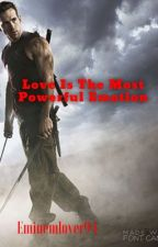 Love Is The Most Powerful Emotion by ShadySavedMe